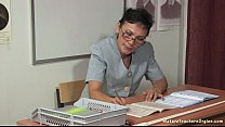 Russian mature teacher 13 - Kayla (history lesson) thumbnail
