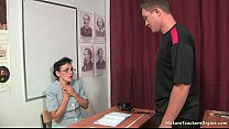 Screenshot Russian mature  teacher 13 Kayla history lesso a history lesson