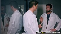 Brazzers - Doctor Adventures -  Shes Crazy For Cock Part 2 scene starring Ashley Fires, Charles Dera - 9Club.Top