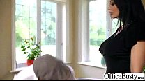 Horny Worker Girl With Big Tits Banged Hard Style In Office (aletta ocean) vid-30