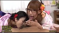 Threesome Japanese Girls