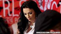 Brazzers - Hot milf Shalina Devine takes some big dick - 9Club.Top