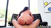 Angela whites tight anal fucked doggystyle (star trek nude) thumbnail