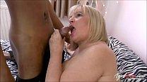AgedLove Horny guy BBC in wet Alisha's pussy