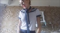 19806 WONDERFUL! SEXY TOILET INCIDENT! this schoolgirl loves to pee! white socks and short skirt. spy her! preview