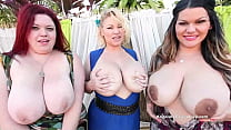 Triple BJ With Huge Titted Angelina Castro Trin