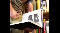 Jerking Off In A Public Library Part 1