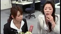 There Is A Squirting Dildo In The Office  - 20