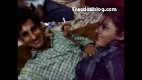 Desi Girl and Boy Enjoy in Hotel Room With Hindi Audio preview image