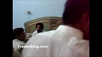 Desi Girl and Boy Enjoy in Hotel Room With Hindi Audio Image
