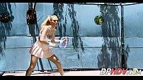 blonde tennis whore 1 1 pornhub video