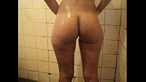 Viviane fucked in the shower in every hole /100dates
