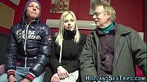 Dutch prostitute cum dump