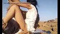 Hot sexy village girl fucking at field on hidden cam