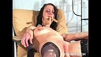 Bizarre female humiliation and messy degradation of food enslaved filthy slut Vorschaubild