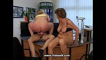 Granny Martha and Mature Lady get Laid thumb