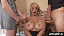 Charlee Chase Thanksgiving Cum Gravy thumb