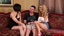 A Piece Of Heaven With Ryder Skye And Sarah Jessie! pornhub video