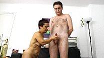 Dwarf Sara One: strange midget porn with Andrea Dipre Preview