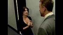 office secretary jenni lee punished by boss for...