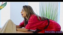 Beautiful Kimmy Granger fucked after massage's Thumb