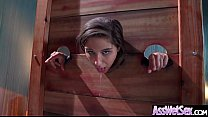 Big Wet Ass Girl (Abella Danger) Get Oiled And Hard Style Analy Banged clip-01