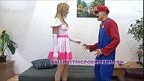 Super Mario Brothers Xxx Porn Cosplay Sex