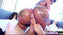 Hard Anal Sex With Big Luscious Butt Girl (bella bellz) clip-09