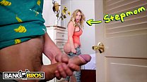 BANGBROS - Juan El Caballo Loco's Hot Stepmom Eva Notty Gives Him Some Lovin' video
