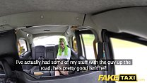 Fake Taxi Tattoos big tits and squirting pussy blowjob lips image