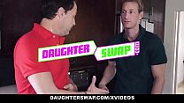 DaughterSwap - Two Horny Daughters Fuck Their Grimey Fathers