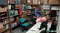 Shoplifters Bonnie And Maya Punished Doggy Styled-2 Preview