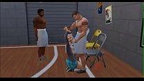Jogo Sims 4 novinha safada