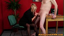 bangbros xv ◦ Milf Doctor Teases Her Patient During Cfnm thumbnail