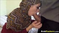 14112 Poor Arab Girl Desperate For Cash Sucks And Fucks preview