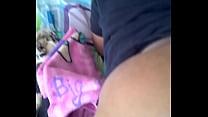 Digging in Kaitlyn's ass, mixed teen (robski4616)