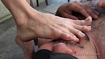 EagerFootCleaner