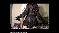 Madison Madness Stockings Creampie Thumbnail