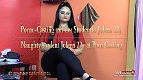 Porno Interview mit Joleen beim Porno Casting - Joleen22 IV01 Vorschaubild