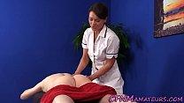 Planetsuzy Anikka Albrite - uniformed masseuse babe thumbnail
