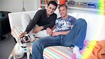 GAYWIRE - Home Video Of Gay Couple Troy and Ryan Austin Having Fun