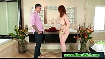 Slippery Nuru Massage And Happy Ending Sex Video 17 thumbnail