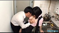 Free download video bokep Busty Office Lady Giving Blowjob On Her Knees C...