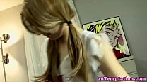 Hj loving stepdaughter tugs hard cock tumblr xxx video