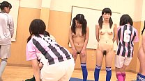 Subtitled ENF CFNF Japanese soccer group penalty in HD Preview