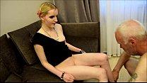The whore Angel caught pervert Ulf Larsen wanki...