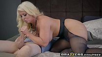 13792 Brazzers - Big Butts Like It Big -  My Stepmothers Pantyhose scene starring Alura Jenson and Jessy J preview