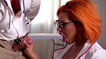 Nymphomaniac Nurse Rose Valerie Ass Fuck & Squirting Orgasm Vorschaubild