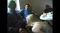 Young slut having fun with old italian men. Home made