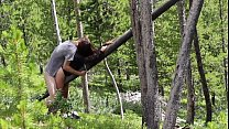 Amateur asian gets fucked in the forest more hotnudegirlz com
